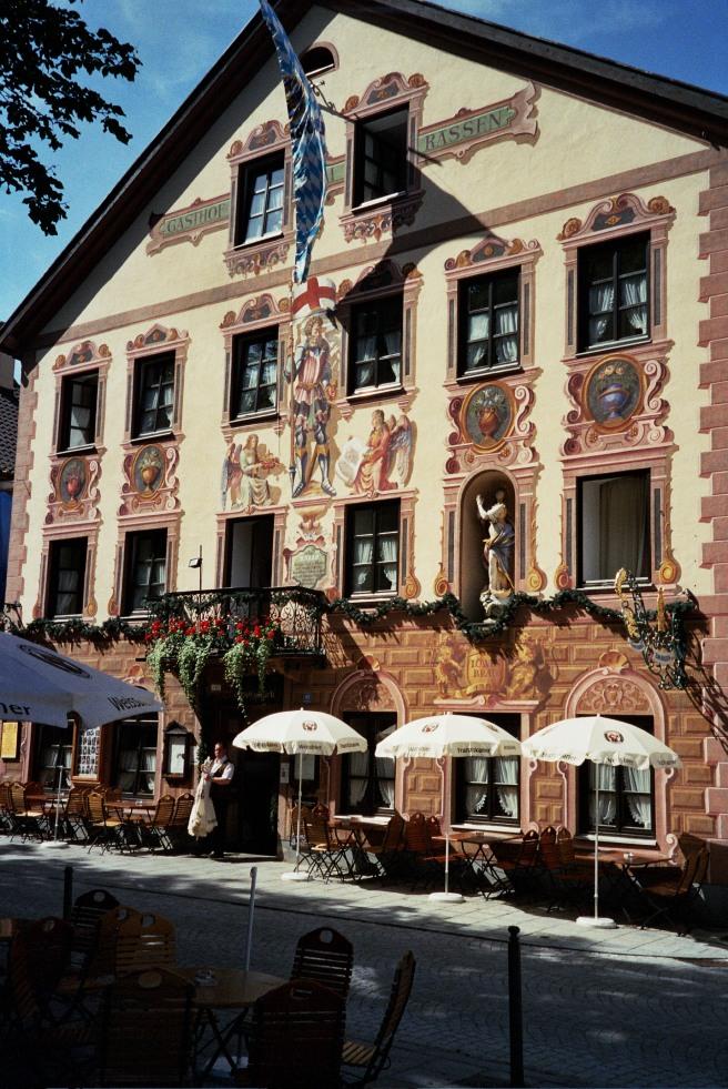 EHS-das Gasthof zum Rassen-Partenkirchen