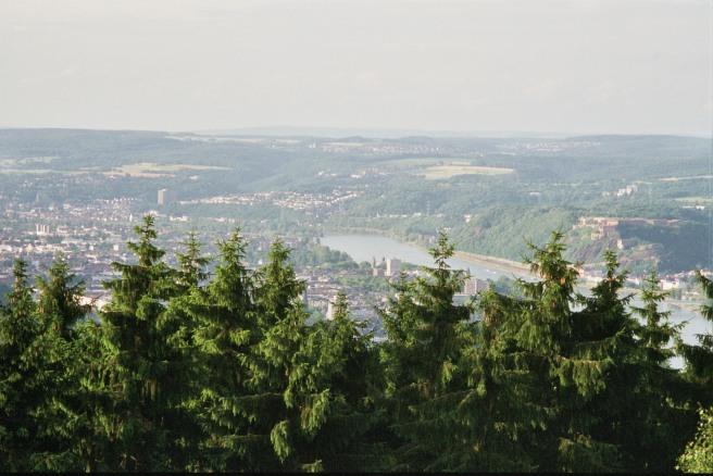 Koblenz-Rhein-Mosel valley