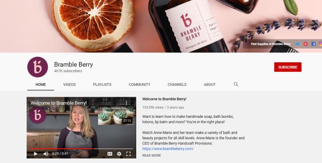 soap queen bramble berry